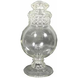 Dakota Globe Candy Jar