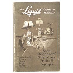 The Liquid Carbonic Company 1910 Supply Catalog