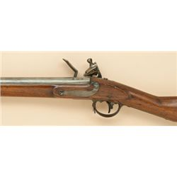 Fine and Rare U.S. Model 1830 Springfield Armory Flintlock Cadet Musket, Dated 1830, with Bayonet...