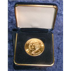 "776. 2010 First Spouse Bronze Medal ""Abigail Fillmore"""