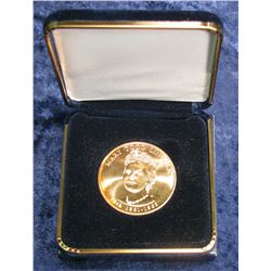 "779. 2010 First Spouse Bronze Medal ""Mary Todd Lincoln"""