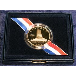 796. 2003 P Proof First Flight Centennial Commemorative Half