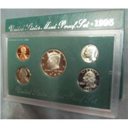 858. 1995S US Proof Set. Original as Issued.