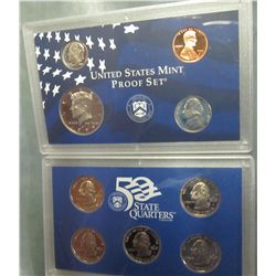 861. 1999S US Proof Set. Original as Issued.