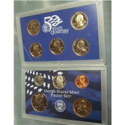 868. 2001S US Proof Set. Original as Issued.