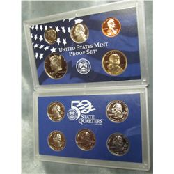 870. 2002S US Proof Set. Original as Issued.