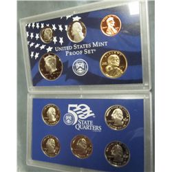 871. 2003S US Proof Set. Original as Issued.