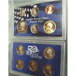 876. 2005S US Proof Set. Original as Issued.