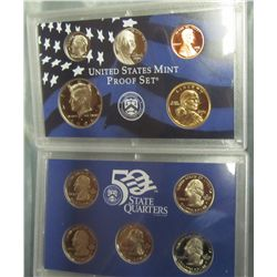 878. 2006S US Proof Set. Original as Issued.