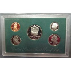927. 1994 US Proof Set. Original as Issued.