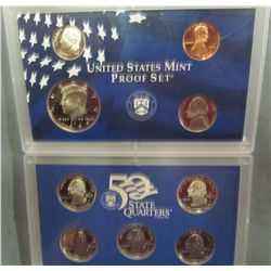 928. 1999 US Proof Set. Original as Issued.