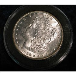 1177. 1898 O Morgan Dollar. Brilliant MS 63.