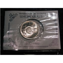 1257. 1982 D George Washington Silver Commemorative