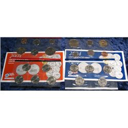 1281. 2004 P & D U.S. Mint Set. Original as issued.