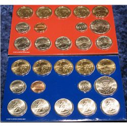 1288. 2008 P & D U.S. Mint Set. Original as issued.