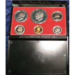 1293. 1976 S U.S. Proof Set. Original as issued.