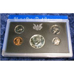 1438. 1969 S Silver U.S. Proof Set. Original as issued.