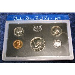 1439. 1971 S U.S. Proof Set. Original as issued.