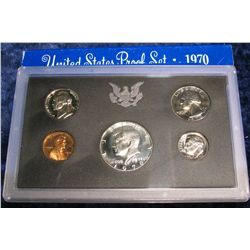 1440. 1970 S Silver U.S. Proof Set. Original as issued.