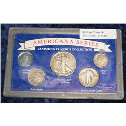 1485. Americana Series Classic Collection
