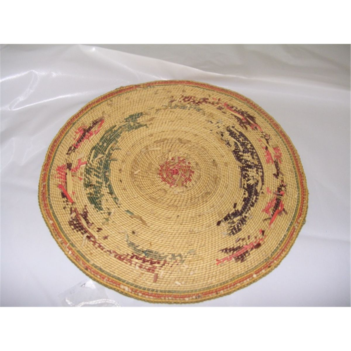 NW Native American Makah flat tray flying bird and whale 1930\'40\'s ...