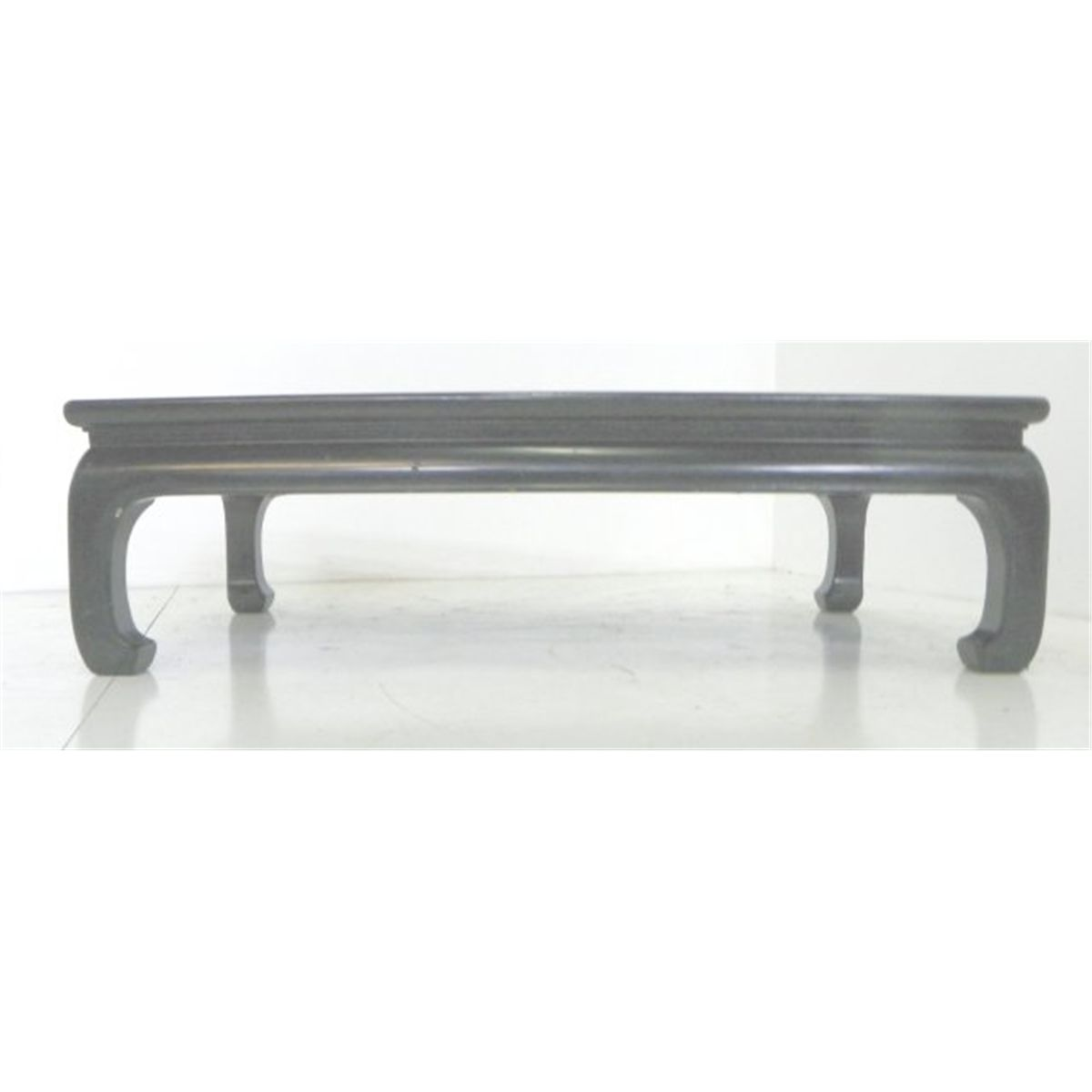 Chinese Black Lacquer Coffee Table