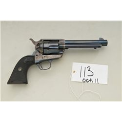 "Colt First Generation SAA revolver, .32 WCF  cal., 5-1/2"" barrel, blue and case hardened  finish, ch"