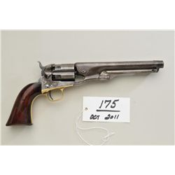 "Colt 1860 Army revolver, .44-40 caliber  percussion, 7-1/2"" barrel with fluted  cylinder, 4-screw fr"