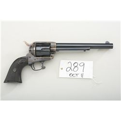 "Colt Single Action Army revolver, .44-40  caliber, 7-1/2"" barrel, blue and case  hardened finish, ha"