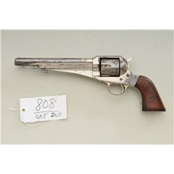 1875 Remington 44 40 http://www.icollector.com/Remington-model-1875-single-action-frontier-revolver-7-1-2-barrel-44-40-caliber-nickel-plated_i11291958