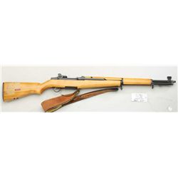 "Customized M1 Garand semi-auto rifle, .308  cal., 24"" Winchester marked barrel,  International Harve"
