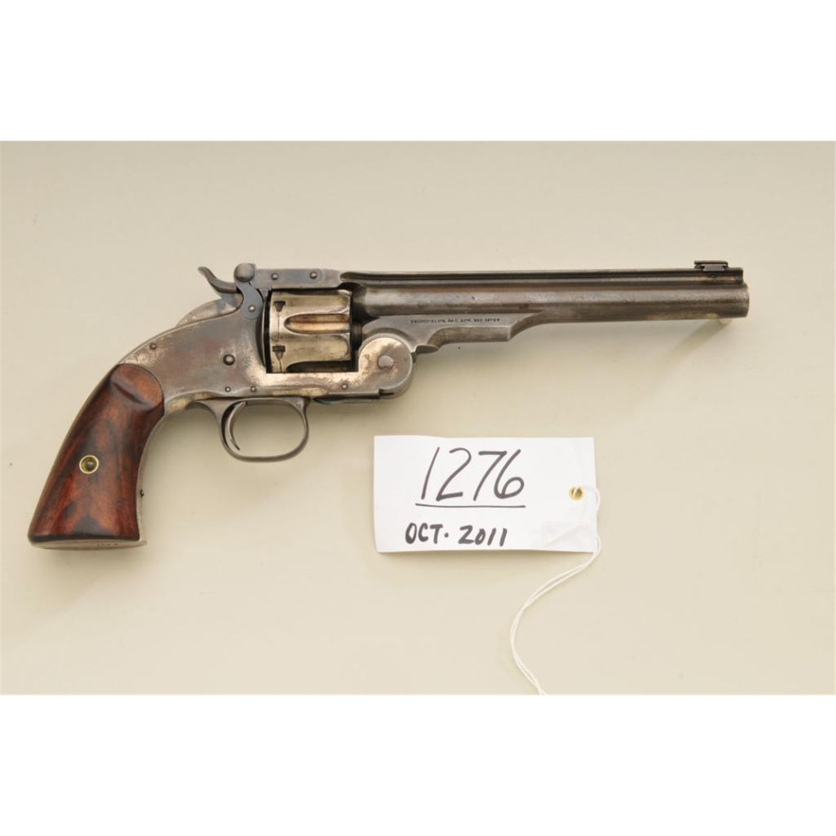 Smith & Wesson Second Model Schofield Single Action