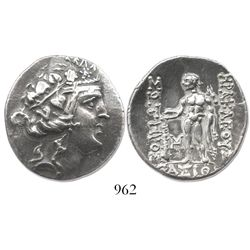 ISLANDS of THRACE, Thasos. After ca. 146 BC. AR tetradrachm.