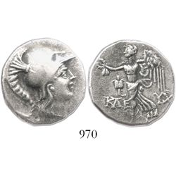 PAMPHYLIA, Side. Ca. 183-175 BC. AR tetradrachm.
