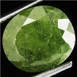 6.49ct Splendid Horse Tail Demantoid Garnet (GEM-29512)