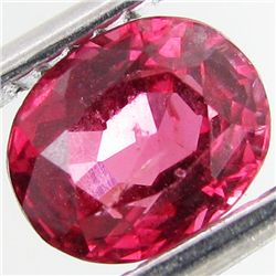 0.97ct Mogok Pink Spinel Oval (GEM-29937B)