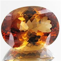 63.70ct Jumbo Imperial TopazUnheated (GEM-27535)