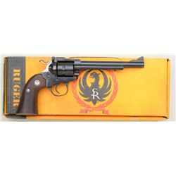 "Ruger New Model Single-Six Bisley Model  revolver, .32 H&R Mag. cal., 6-1/2"" barrel,  black finish,"