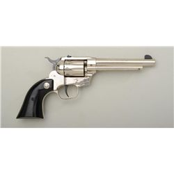 High Standard Double-Nine Model W-101  revolver in factory two piece brown and  yellow box numbered