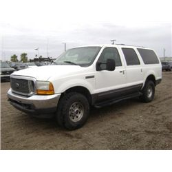 2001 -  FORD EXCURSION