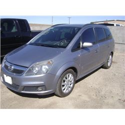 2006 -  CHEVROLET ZAFIRA EXPORT ONLY