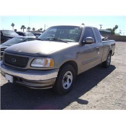 1999 -  FORD LOBO F150 EXPORT ONLY