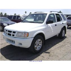 2004 -  ISUZU RODEO
