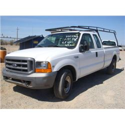 1999 -  FORD F - 250