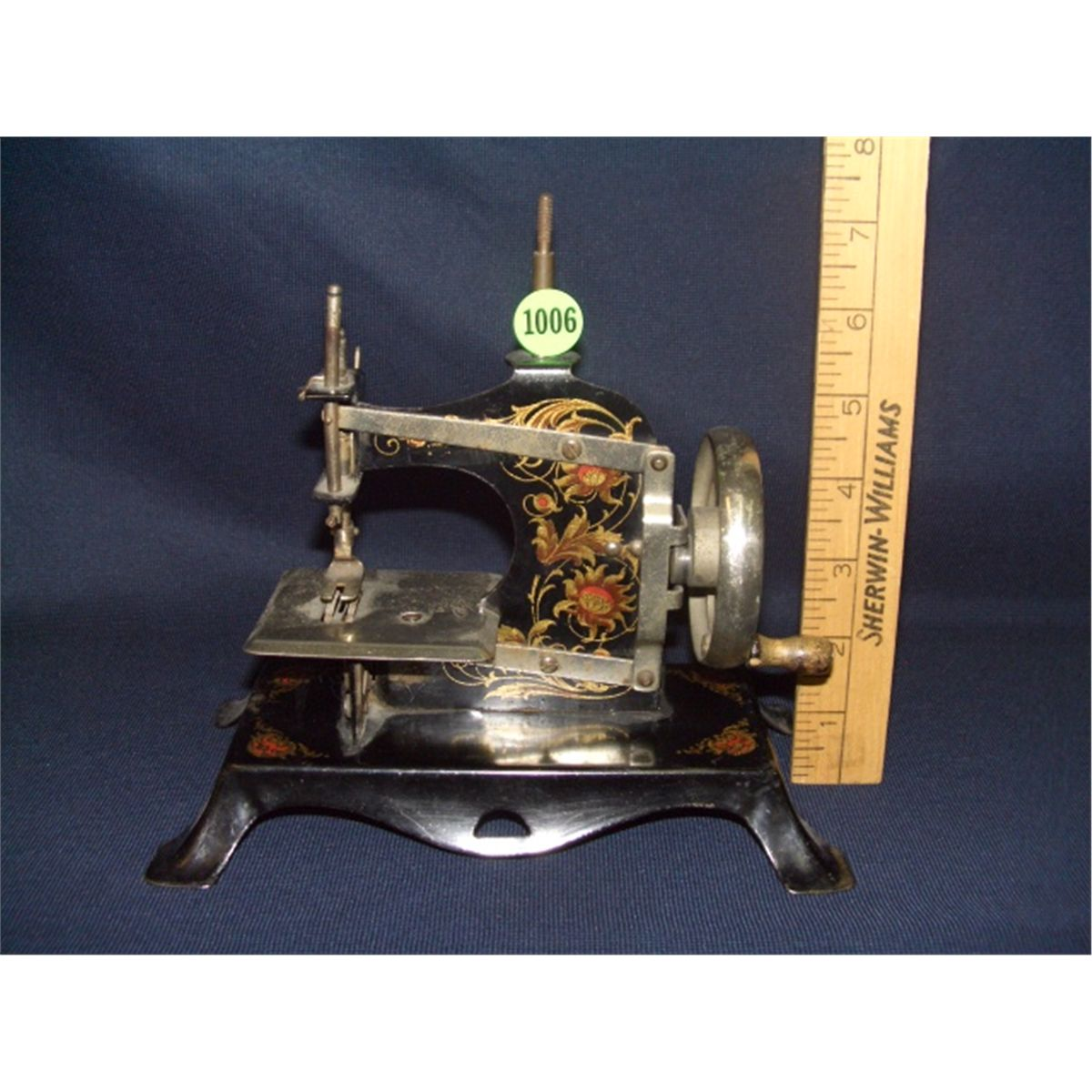 Hand Electric Iron Made In 2000 ~ Antique hand crank sewing machine best