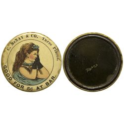 c1908 - C. McNay & Co. Bawdy Good For Mirror