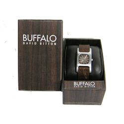 Buffalo David Bitton SWIRL Watch