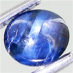 0.8ct Natural Blue Star Sapphire (GEM-37392)