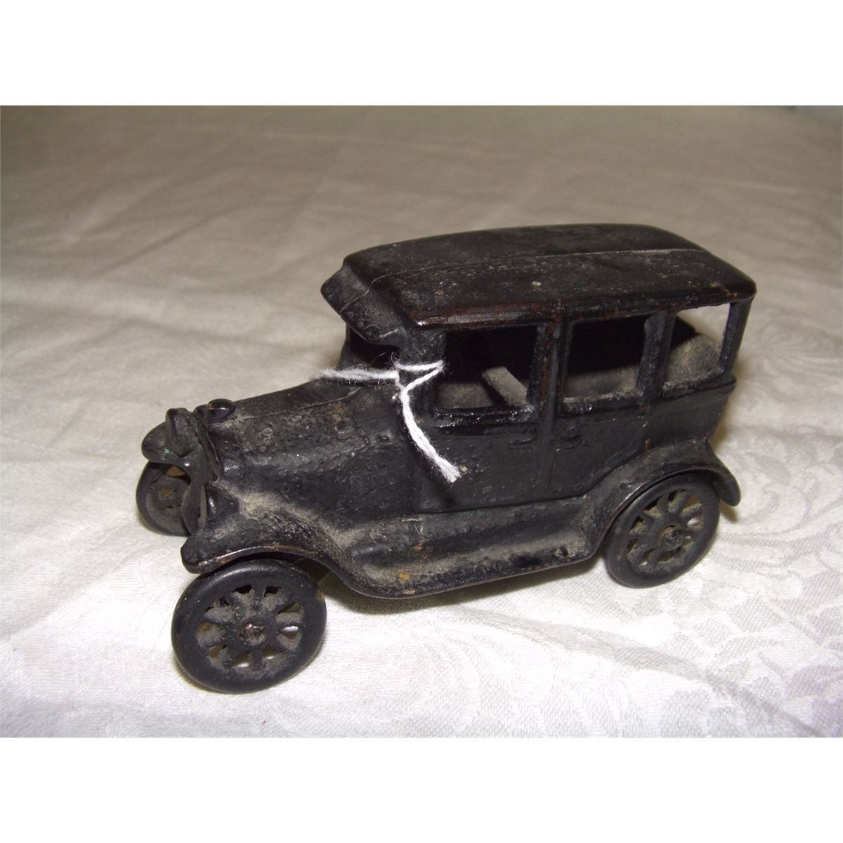 antique cast iron toy car
