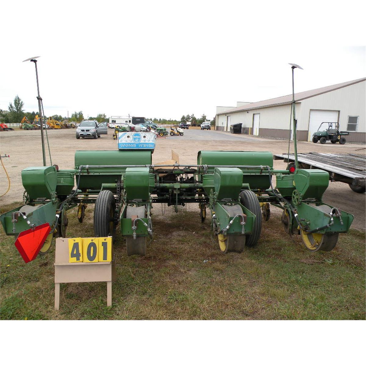 John Deere 494a 4 Row Corn Planter